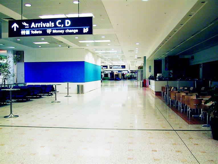Airport SAS-10