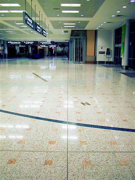 Airport Terrazzo NXP