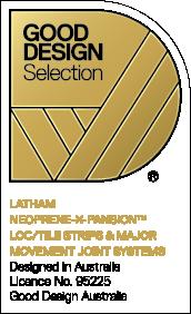 Award Winning Neoprene-X-Pansion Loc Strips