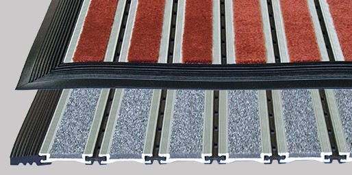 Entry mats & frames