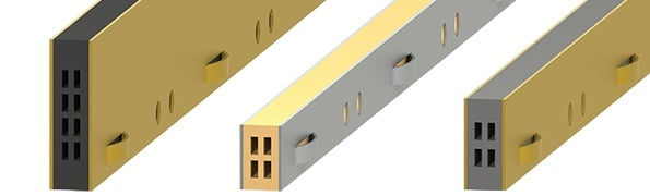 LOC STRIPS 12MM CONTROL SECTION