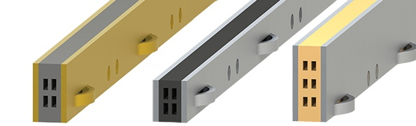 LOC STRIPS 3MM 12MM CONTROL SECTION