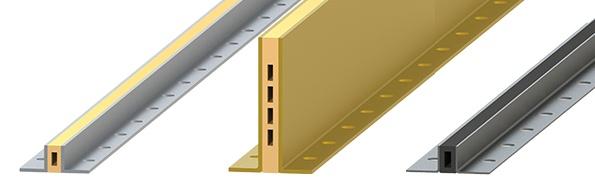 Tile Strips - 6mm Neoprene Control Joint