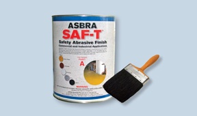 Asbra SAF-T Safety Surface Coating