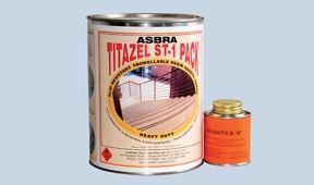 Asbra Titazel ST Trowelable Resin
