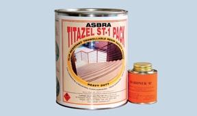 Asbra Titazel ST Trowelable Resin