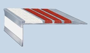 VS-VB Series Extra Visual Safety Stair Tread Nosings