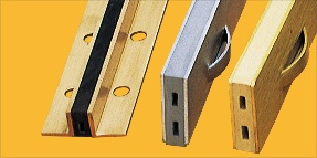 Neoprene-X-Pansion Loc, Tile and Dividing Strips