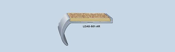 LDAS-501-AR 1 Bar LD Abrasive Resilient