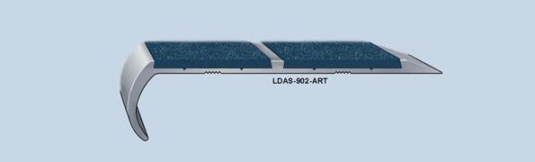 LDAS-902-ART 2 Bar LD Abrasive Resilient
