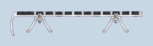 EHD-205-SWAK Repair Nosing